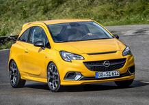 Opel Corsa GSi 2018, la piccola OPC ha 150 CV [Video]