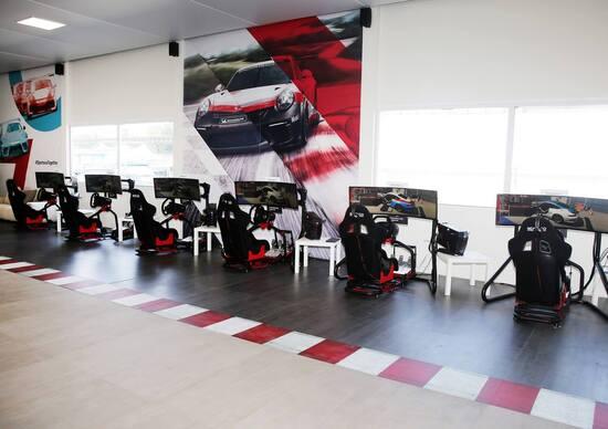 Porsche Carrera Cup eSport, rush finale a Vallelunga