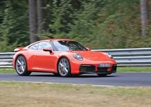 Porsche 911, la serie 992 è quasi pronta al debutto [Foto spia]