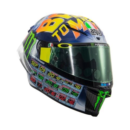 MotoGP 2018. GP Misano, il casco di Valentino (3)