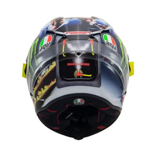 MotoGP 2018. GP Misano, il casco di Valentino (6)