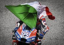 MotoGP 2018. Dovizioso: Non è stato facile, ma non ho fatto errori