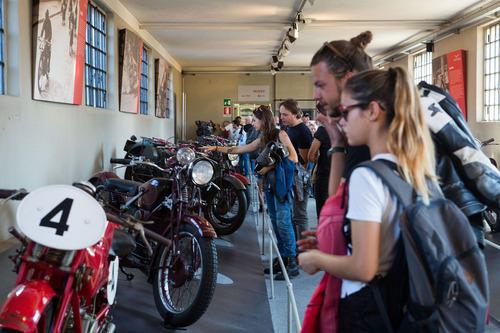 Grande successo per l'edizione 2018 di Moto Guzzi Open House (2)