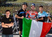 La versione di Zam. Il GP di San Marino 2018