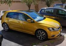 Volkswagen Golf 2.0 TDI DSG 5p. Executive BlueMotion Technology del 2017 usata a Roma