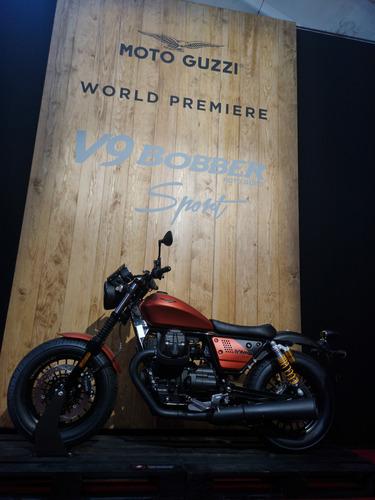 Grande successo per l'edizione 2018 di Moto Guzzi Open House (5)