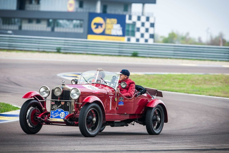 Gran Premio Nuvolari 2018: si parte il 14 settembre