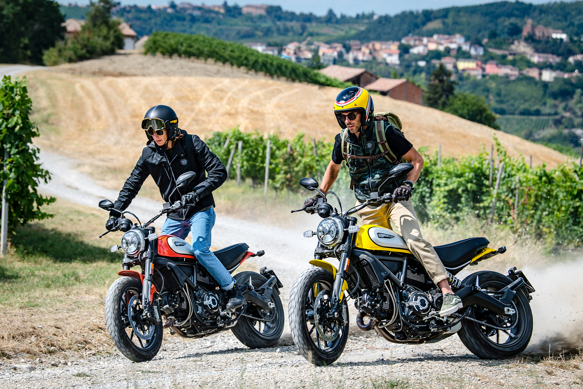 Ducati Scrambler Icon 2019 Foto Video E Dati News Motoit