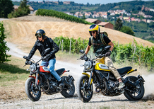 Ducati Scrambler Icon 2019. Foto, video e dati