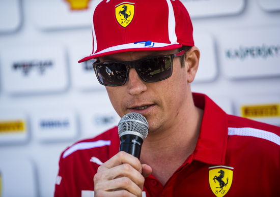 F1: Kimi Raikkonen lascerà la Ferrari a fine stagione. Correrà in Sauber