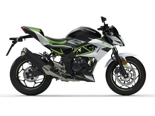 Kawasaki Ninja 125 e Z125: prime foto e dati (6)