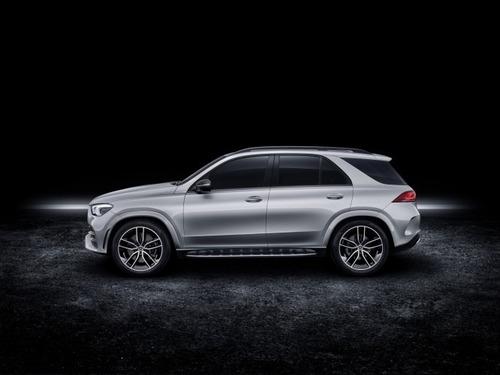 Nuovo Mercedes-Benz GLE 2019: eccolo pronto a scendere in strada, anche ibrido (3)