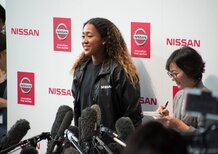 Nissan, La tennista Naomi Osaka testimonial globale del brand
