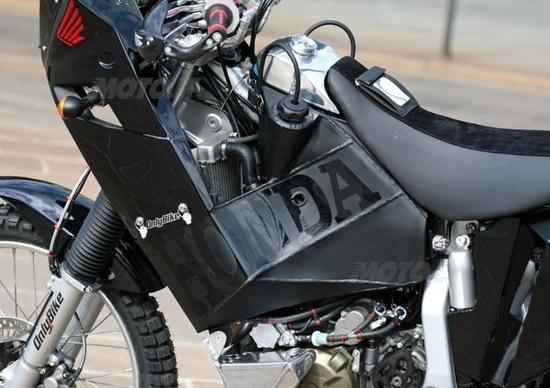 Honda XR 650 Only Bike