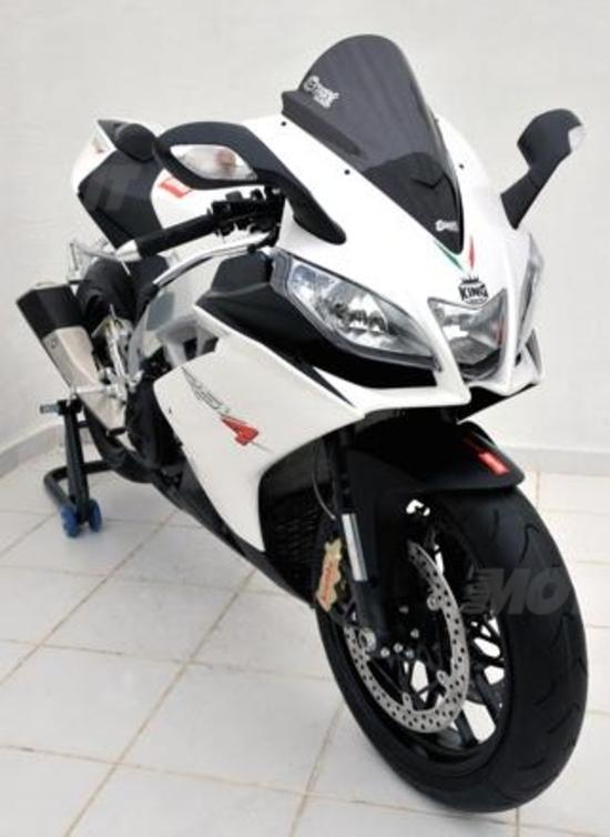 LLS Racing accessori per Aprilia RSV4R e Factory