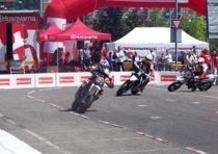Successo per la tappa milanese del Trofeo Husqvarna Sm Cup di supermotard