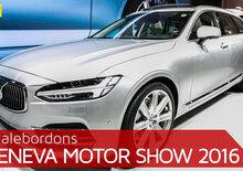 Volvo V90 VS Mercedes Classe E al Salone di Ginevra 2016