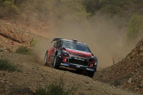 WRC18 Turchia. Duello di Pietre. Mikkelsen (Hyundai) il primo nome (4)