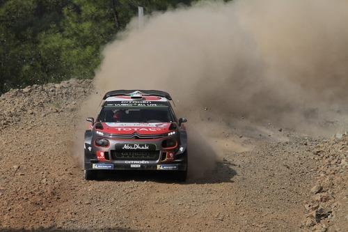WRC18 Turchia. Duello di Pietre. Mikkelsen (Hyundai) il primo nome (8)