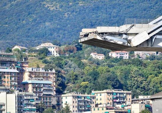 """Ponte Morandi: via libera al decreto """"emergenze"""" per Genova"""