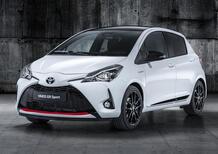 Toyota Yaris, la GR Sport arriva in Europa
