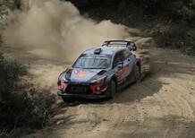 WRC18 Turchia. Verso una battaglia epica. Neuville (Hyundai) per 3 decimi