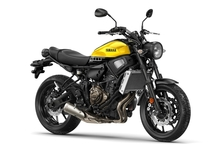Yamaha XSR 700 ABS 60th Anniversary (2016 - 18)