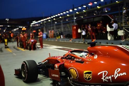 F1, GP Singapore 2018: Hamilton, un giro da manuale (2)