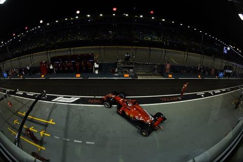 F1, GP Singapore 2018: Hamilton, un giro da manuale (7)