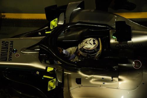 F1, GP Singapore 2018: Hamilton, un giro da manuale (9)