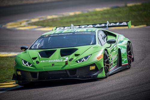 Lamborghini Huracán GT3 EVO, il Toro da pista si rinnova