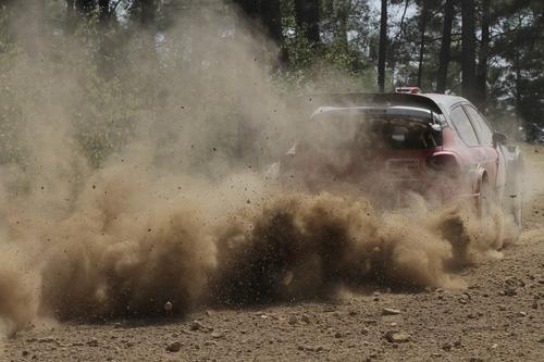 WRC18 Turchia Western 2… Suona la Campana di Tanak (Toyota) (6)