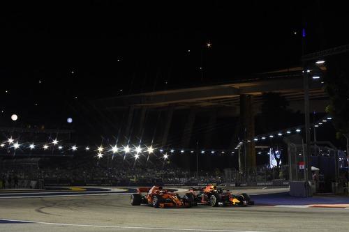 F1, GP Singapore 2018: vince Hamilton. Terzo Vettel (4)