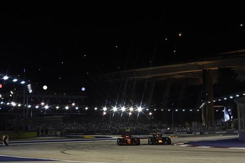 F1, GP Singapore 2018: vince Hamilton. Terzo Vettel (8)