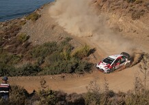 WRC18 Turchia. Tanak-Toyota, onda d'urto incontenibile!