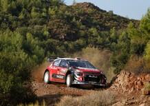 """WRC 2018/Citroën. Ostberg 2° Nella Tappa Finale. In Galles per """"vendicare"""" la Turchia"""
