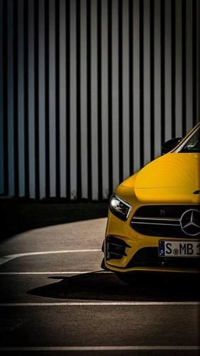 Mercedes-AMG A 35, le prime foto della nuova versione sportiva (4)