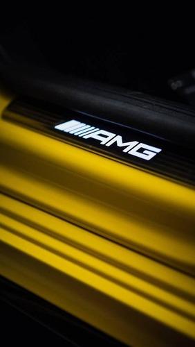 Mercedes-AMG A 35, le prime foto della nuova versione sportiva (6)