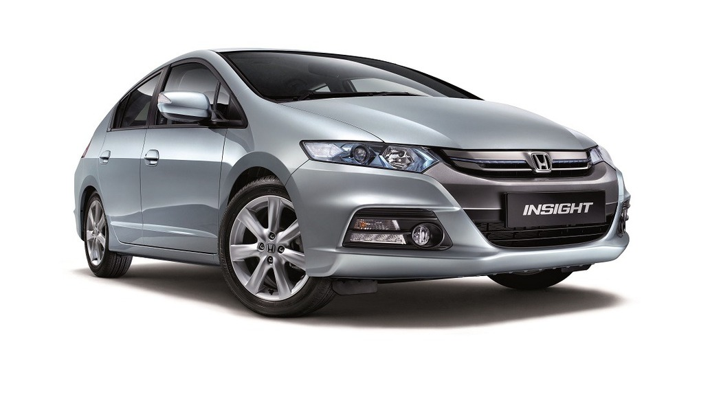 Honda Insight (2009-13) (2)