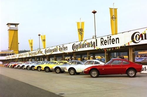 "Opel GT, 50 anni fa nasceva la coupé ""democratica"" (6)"