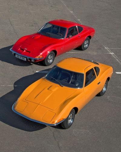 "Opel GT, 50 anni fa nasceva la coupé ""democratica"" (4)"