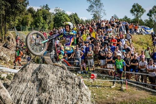 Trial, GP Italia. Grattarola vince il Mondiale! (2)