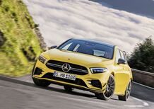 Mercedes AMG A 35 4MATIC, entry level ad alte prestazioni