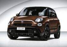 """Fiat 500L S-Design, più sportività alla 500 """"Large"""""""