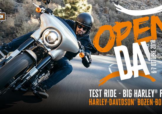 Harley – Davidson Bolzano Open Days