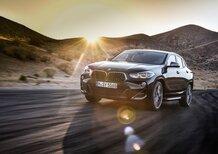 BMW al Salone di Parigi 2018