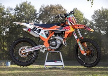 KTM 450 SX-F: arriva la Herlings Replica!