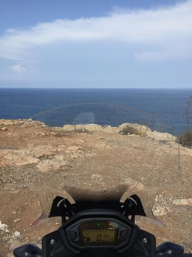 """Dal Rosa al Blu: """"diario di bordo di un giovane motociclista"""" (5)"""