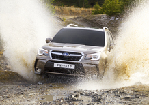 Subaru Forester restyling 2016 [Video]