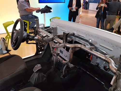 Volkswagen Electric for All, Il pianale MEB (7)